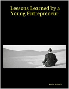 Lessons Learned by a Young Entrepreneur